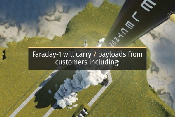 Faraday-1-pre-launch-videos-July 2020 - In-Space Missions