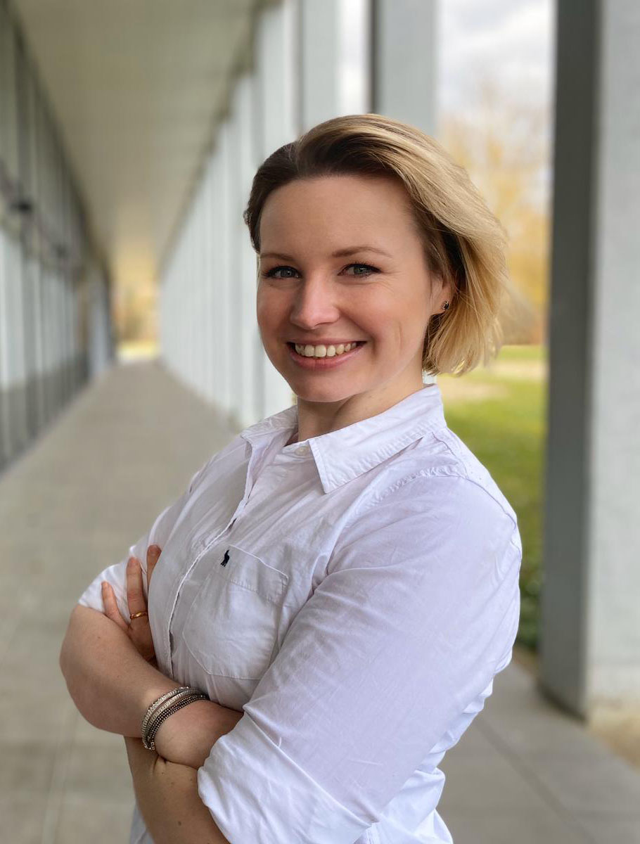 Natalia Le Marquis - Technical Project Manager - In-Space Missions