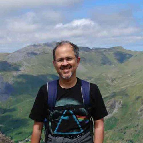 Aditya Mandrekar - Senior Software Systems Engineer - In-Space Mission bio crop